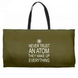 an atom Weekender Totes | Artistshot