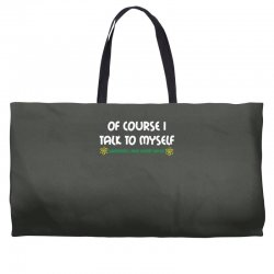 geek expert advice   science   physics   nerd t shirt Weekender Totes | Artistshot