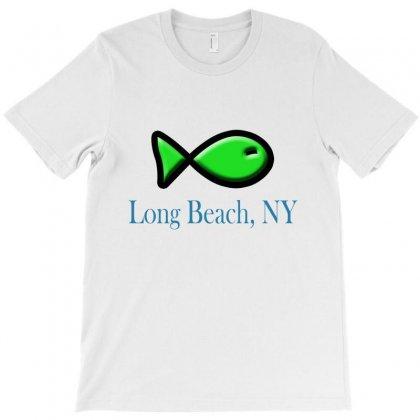 Long Beach T-shirt Designed By Megaagustina