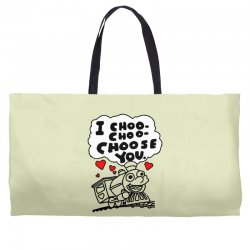 i choo choo choose you Weekender Totes | Artistshot