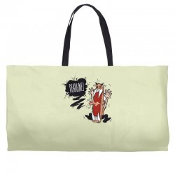 Angry Boss Screaming Deadline Weekender Totes | Artistshot