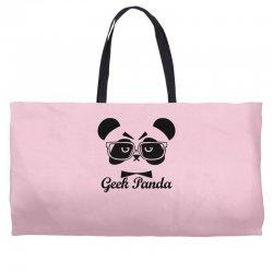 Geek Panda Weekender Totes | Artistshot