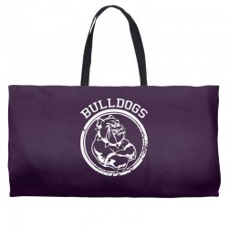 Bulldog Sports Team Weekender Totes | Artistshot