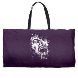 Scream Face Weekender Totes | Artistshot