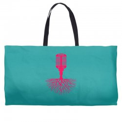 musical roots Weekender Totes | Artistshot