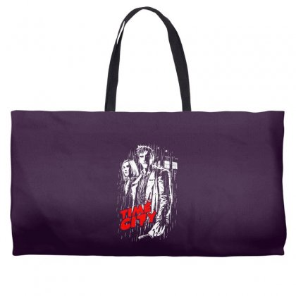 Time City Weekender Totes Designed By Specstore