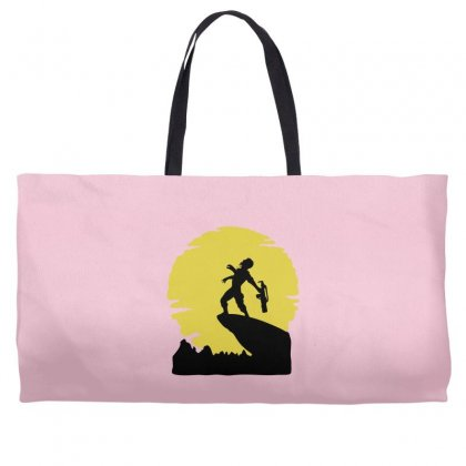 The Alien King Weekender Totes Designed By Specstore