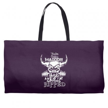Ripped Weekender Totes Designed By Specstore