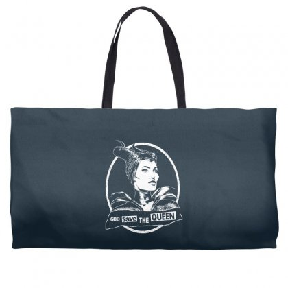 Queen Of The Moors Weekender Totes Designed By Specstore