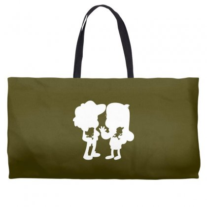 Mistery Twins Weekender Totes Designed By Specstore