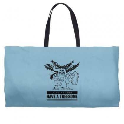 Love Nature Weekender Totes Designed By Specstore
