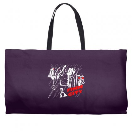 Finn City Weekender Totes Designed By Specstore