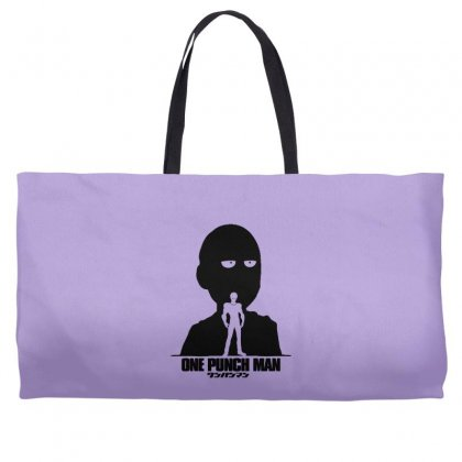 Cyborg And Super Sensei Weekender Totes Designed By Specstore