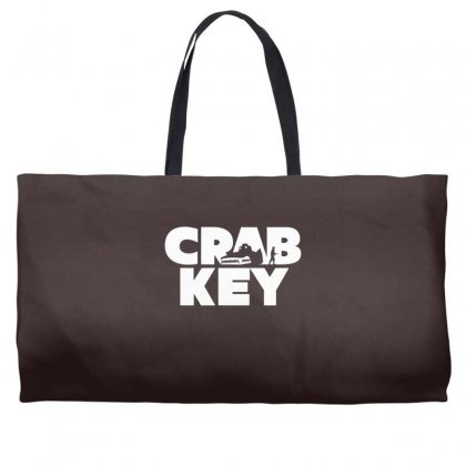 Crab Key Weekender Totes Designed By Specstore