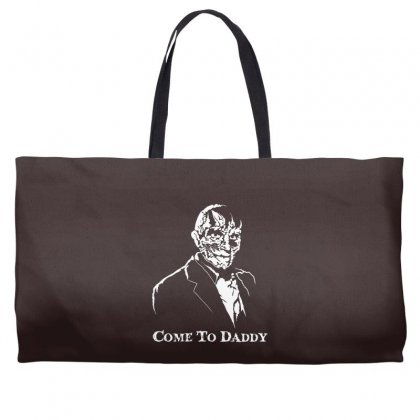 Come To Daddy Weekender Totes Designed By Specstore