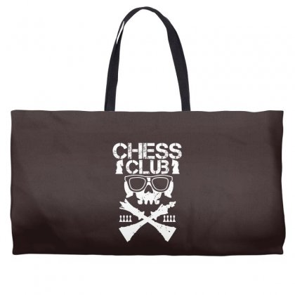 Chess Club Weekender Totes Designed By Specstore