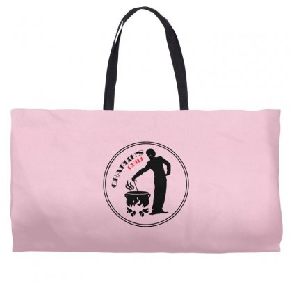 Chaplin's Chili Weekender Totes Designed By Specstore