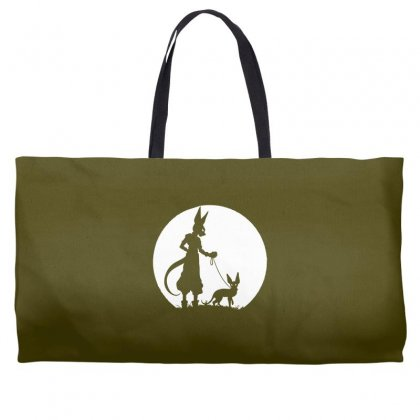Bill And Cat Weekender Totes Designed By Specstore