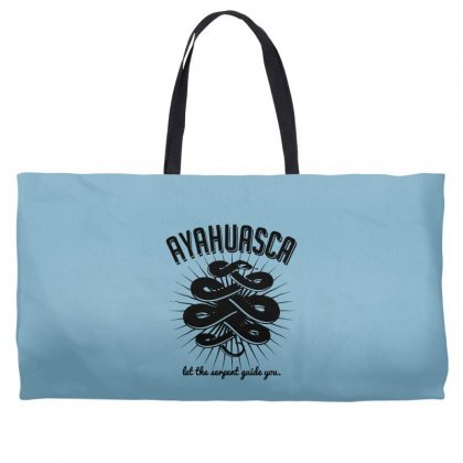 Ayahuasca Weekender Totes Designed By Specstore