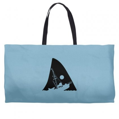 Attacked Ship Weekender Totes Designed By Specstore