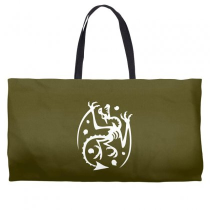 Ancient Power Weekender Totes Designed By Specstore