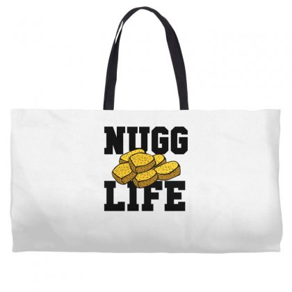 Nugg Life Weekender Totes Designed By Specstore