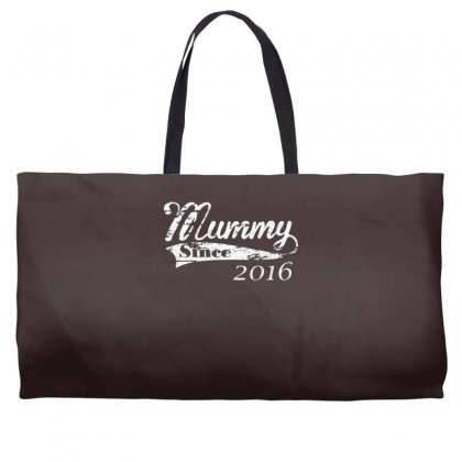 Mummy Since Weekender Totes Designed By Specstore