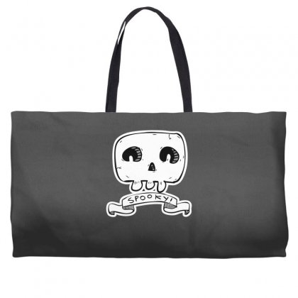 Spooky Skull Weekender Totes Designed By Specstore