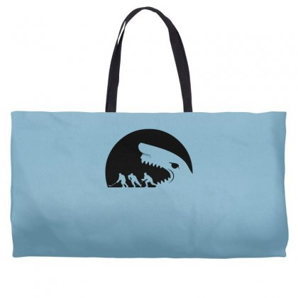 Seek And Destroy Weekender Totes Designed By Specstore