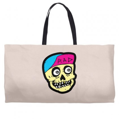 Radiskull Weekender Totes Designed By Specstore