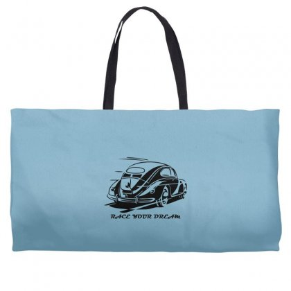 Race Your Dream Weekender Totes Designed By Specstore