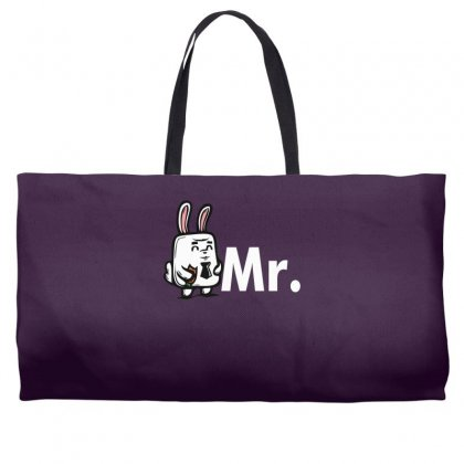 Mr Rabbit Weekender Totes Designed By Specstore