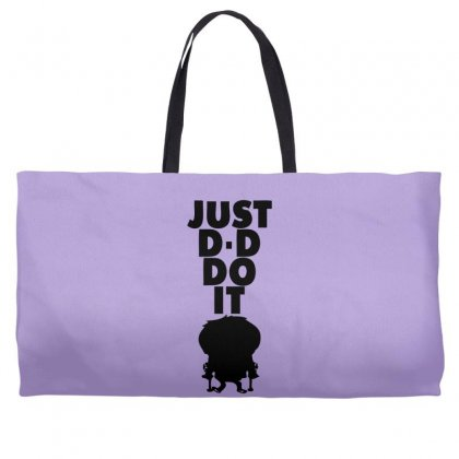 Just Dddo It Weekender Totes Designed By Specstore