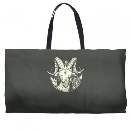 I'm Not A Satanist Weekender Totes Designed By Specstore