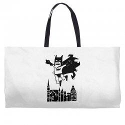 Got A Night Heroes Weekender Totes | Artistshot