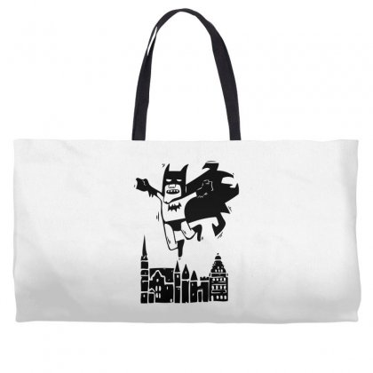 Got A Night Heroes Weekender Totes Designed By Specstore