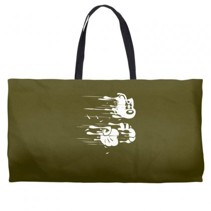 Flying Mouse Weekender Totes Designed By Specstore