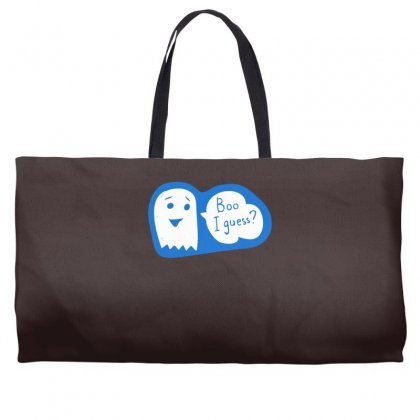Boo I Guess Weekender Totes Designed By Specstore