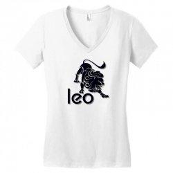 leo Women's V-Neck T-Shirt | Artistshot