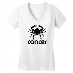 cancer Women's V-Neck T-Shirt | Artistshot