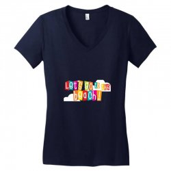 Let's go the beach Women's V-Neck T-Shirt | Artistshot