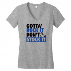 otta rock it   j3 sports Women's V-Neck T-Shirt   Artistshot