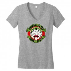 funny place Women's V-Neck T-Shirt | Artistshot