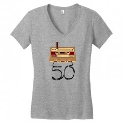 music tape retro Women's V-Neck T-Shirt | Artistshot