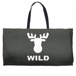 wild animal funny Weekender Totes | Artistshot