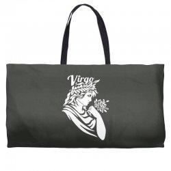 virgo zodiac Weekender Totes | Artistshot