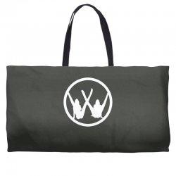 vw strip logo Weekender Totes   Artistshot