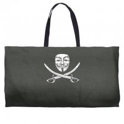 mask of modern mutiny Weekender Totes   Artistshot