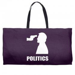 politics Weekender Totes | Artistshot