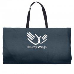 sturdy wings Weekender Totes | Artistshot